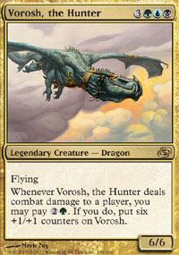 Vorosh, the Hunter - Planar Chaos