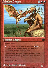 Nalathni Dragon - Promos diverses