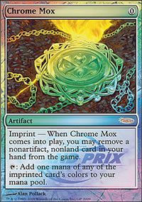 Chrome Mox - Misc. Promos