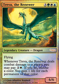 Treva, the Renewer - Promos diverses