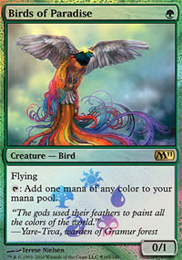 Birds of Paradise - Misc. Promos