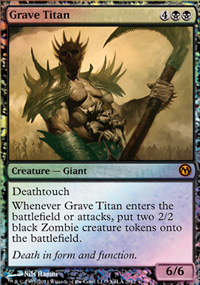 Grave Titan - Misc. Promos