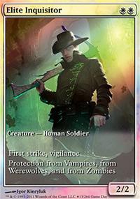 Elite Inquisitor - Promos diverses