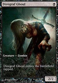Diregraf Ghoul - Promos diverses