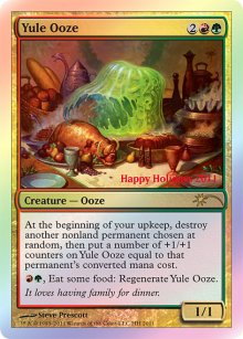 Yule Ooze - Promos diverses