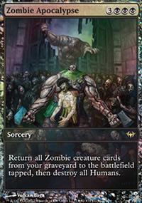 Zombie Apocalypse - Promos diverses