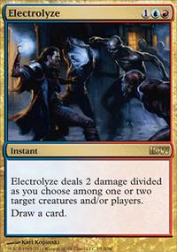 Electrolyze - Promos diverses