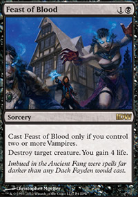 Feast of Blood - Misc. Promos