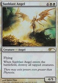 Sunblast Angel - Misc. Promos