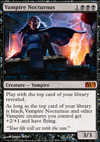 Vampire Nocturnus - Promos diverses