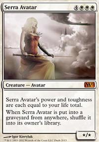 Serra Avatar - Promos diverses