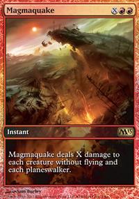 Magmaquake - Promos diverses