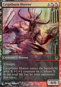 Cryptborn Horror - Promos diverses
