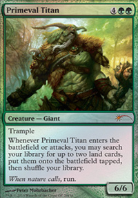 Primeval Titan - Misc. Promos