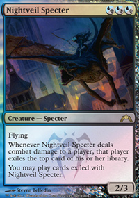 Nightveil Specter - Promos diverses