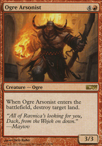 Ogre Arsonist - Misc. Promos