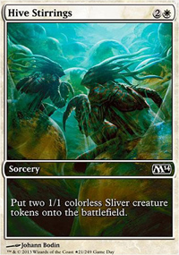 Hive Stirrings - Misc. Promos