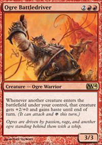 Ogre Battledriver - Promos diverses
