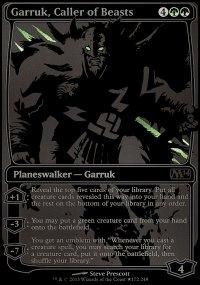 Garruk, Caller of Beasts - Misc. Promos