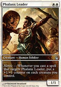 Phalanx Leader - Promos diverses