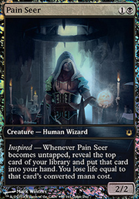 Pain Seer - Misc. Promos