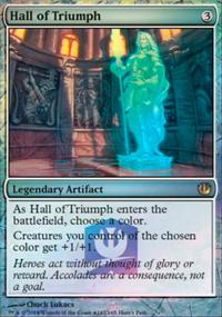 Hall of Triumph - Misc. Promos