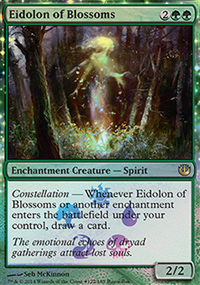 Eidolon of Blossoms - Promos diverses