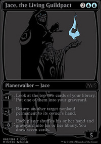 Jace, the Living Guildpact - Misc. Promos