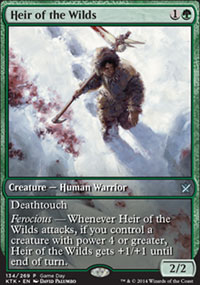 Heir of the Wilds - Misc. Promos