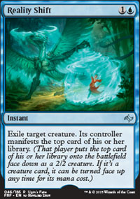 Reality Shift - Misc. Promos