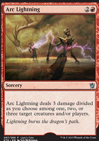 Arc Lightning - Misc. Promos