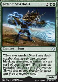 Arashin War Beast - Promos diverses
