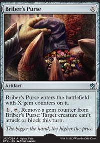 Briber's Purse - Promos diverses