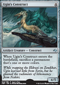 Ugin's Construct - Misc. Promos