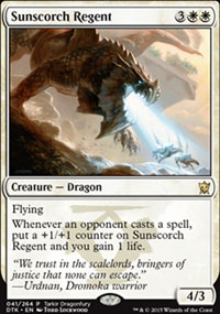 Sunscorch Regent - Misc. Promos