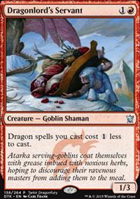 Dragonlord's Servant - Promos diverses