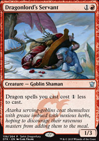 Dragonlord's Servant - Misc. Promos