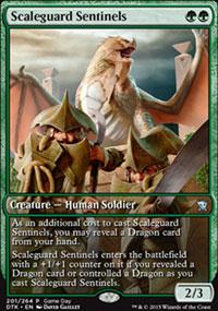 Scaleguard Sentinels - Promos diverses