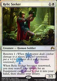 Relic Seeker - Promos diverses
