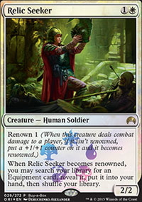 Relic Seeker - Misc. Promos