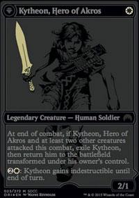 Kytheon, Hero of Akros - Promos diverses