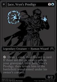 Jace, Vryn's Prodigy - Promos diverses