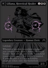 Liliana, Heretical Healer - Promos diverses