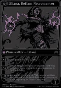 Liliana, Defiant Necromancer - Promos diverses