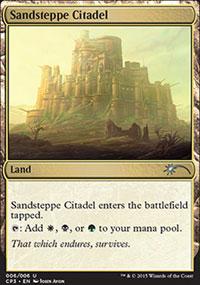 Sandsteppe Citadel - Promos diverses