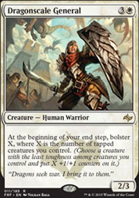 Dragonscale General - Misc. Promos