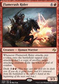 Flamerush Rider - Misc. Promos