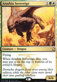 Arashin Sovereign - Misc. Promos
