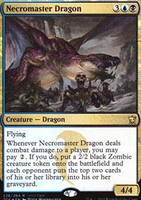 Necromaster Dragon - Misc. Promos