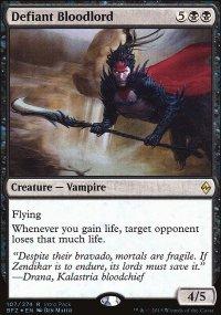 Defiant Bloodlord - Promos diverses